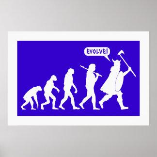 Viking evolution affischer