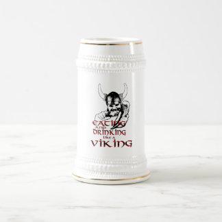 Viking festmåltid Stein Sejdel