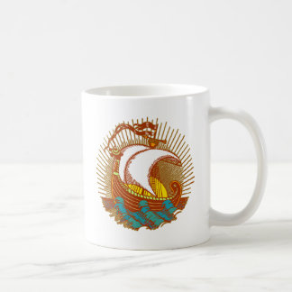 Viking frakt kaffe muggar