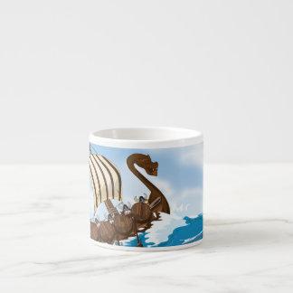 Viking frakt espressomugg