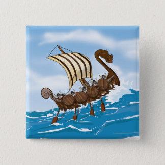 Viking frakt standard kanpp fyrkantig 5.1 cm