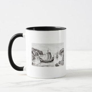 Viking frakter mugg
