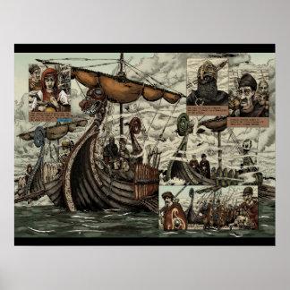Viking frakter poster