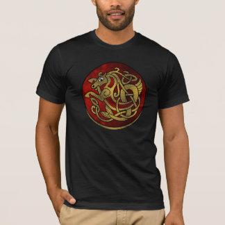 Viking hästskjorta t-shirt
