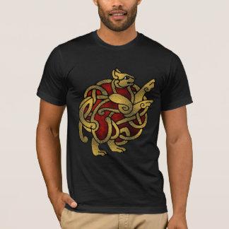 Viking kattskjorta tee