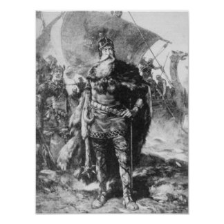 Viking krigare affischer