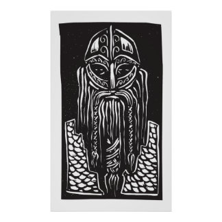 Viking krigare posters