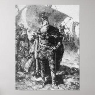 Viking krigare poster
