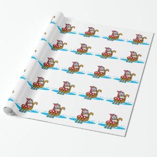 Viking pojke presentpapper