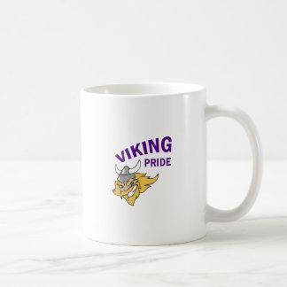 VIKING PRIDE VIT MUGG