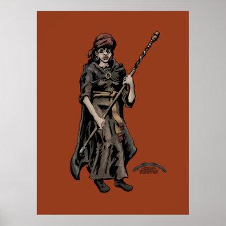 Viking priestess posters