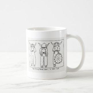 Viking pudel kaffemugg