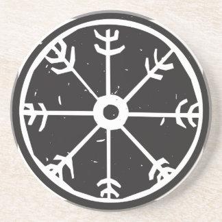 Viking rullar symbol underlägg