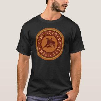 Viking runaSleipnir Odin Emblem Tshirts