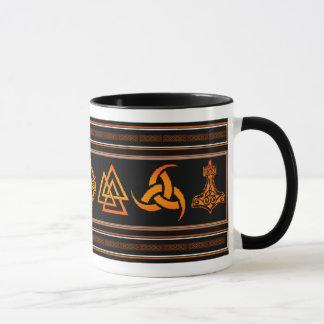 Viking symbolmugg