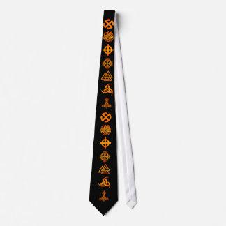 Viking symbolTie Slips