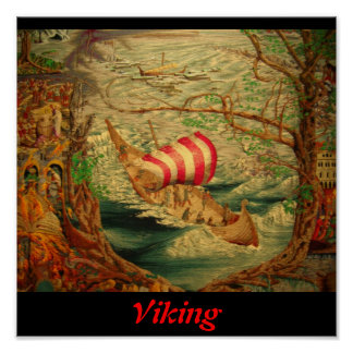 Viking Tapestry Posters