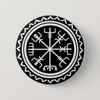 Viking Vegvisir nautisk kompass Standard Knapp Rund 5.7 Cm