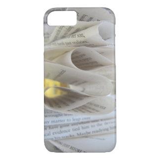 Vikt papper iphone case