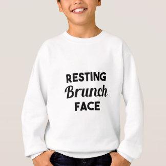 Vila frunchansikte t shirt