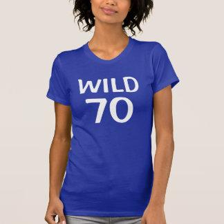 Vild 70 t-shirt