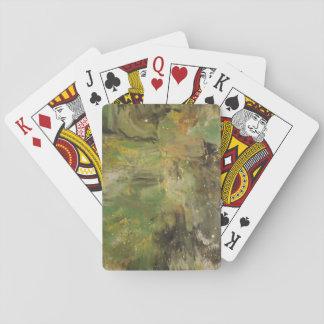 Vild Camo Spel Kort