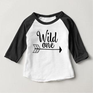 Vild en 1st födelsedagskjorta för pil tröjor