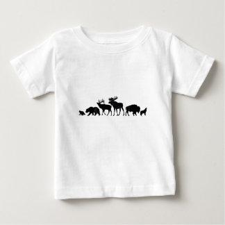 Vilda djur av Yellowstone T Shirt