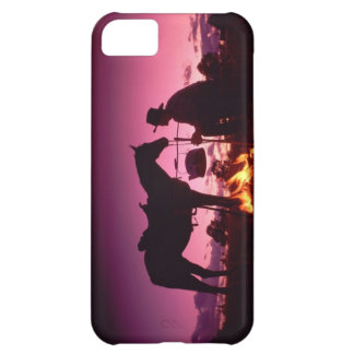 Vilda western iPhone 5C fodral