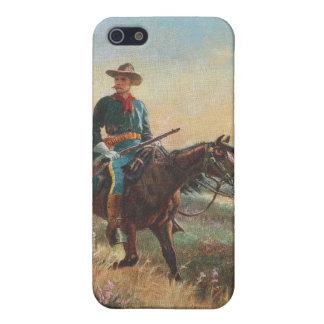 Vilda westernvintageCowboy iPhone 5 Cover