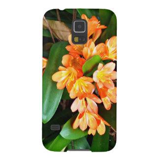 Vildblomma Galaxy S5 Fodral