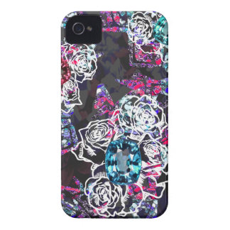 VildblommaGem iPhone 4 Case
