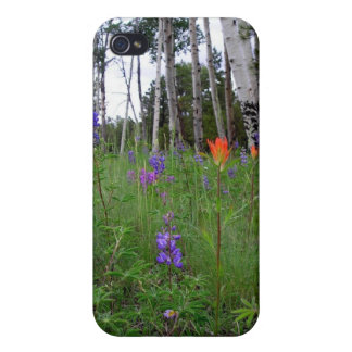 Vildblommar iPhone 4 Fodraler