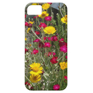 Vildblommar iPhone 5 Case-Mate Skydd