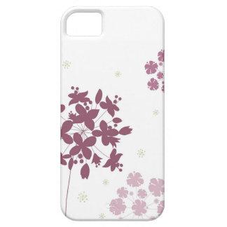 vildblommar iPhone 5 fodral