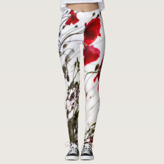 Vildblommor Leggings