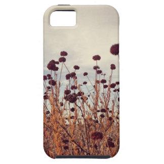 Vilden blommar iphone case iPhone 5 fodral
