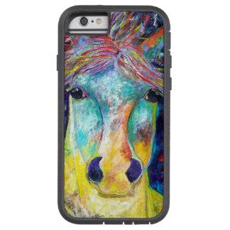 Vildhäst eller El Caballo Salvaje i spanjor Tough Xtreme iPhone 6 Case