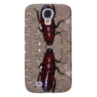 Vildläckerhetcuisine - vetenskap, insekter för nat galaxy s4 fodral