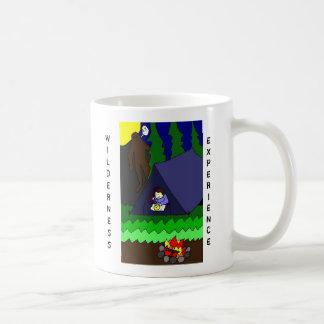 Vildmarken erfar muggen kaffemugg