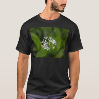Vildvitlök eller ramsonsAlliumursinum Tee Shirts