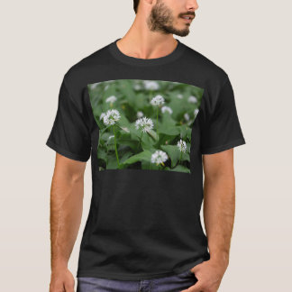 Vildvitlök eller ramsonsAlliumursinum Tröjor