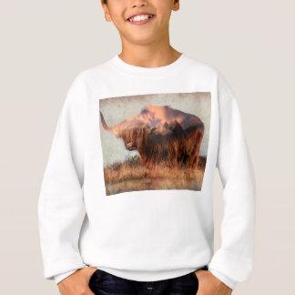 Vildyak - Yak nepal - dubbel exponeringskonst - T Shirts