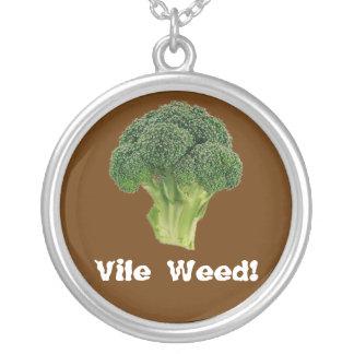 Vile ogräs! anpassningsbara smycken