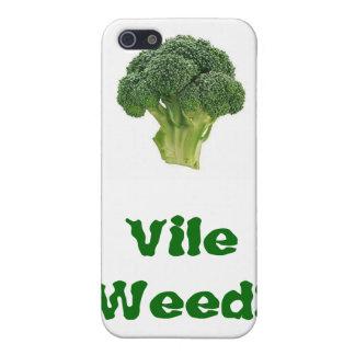 Vile ogräs! iPhone 5 hud