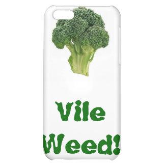 Vile ogräs! iPhone 5C mobil fodral