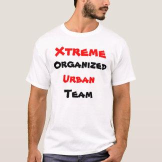 Vilken X-OUT står för? - Kortärmadskjorta Tee