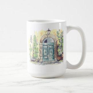 Villadörrmugg Kaffemugg