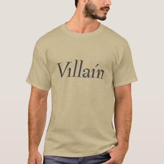 Villain Tee Shirt