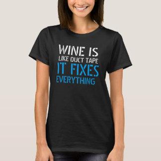 vin fixar allt den roliga t-skjortan designcoolan tee shirts